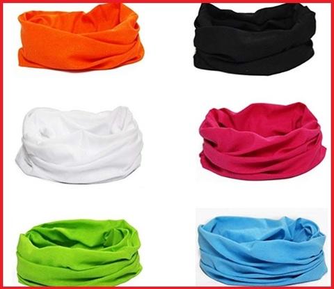 Bandana bici scaldacollo foulard