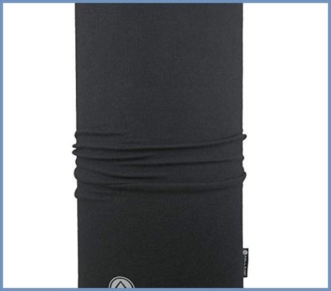 Bandana scaldacollo uomo foulard
