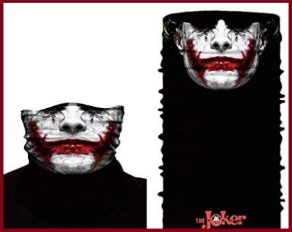 Bandana Scaldacollo Joker Versatile