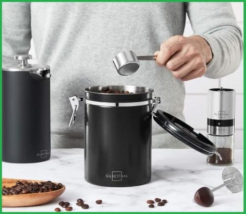 Barattolo ermetico caffè