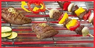 Barbecue da tavolo elettrico
