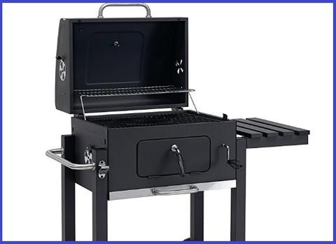 Barbecue legna e carbonella
