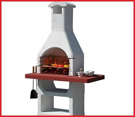 Barbecue Da Giardino In Pietra