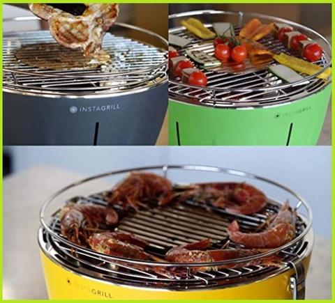 Barbecue Da Tavolo Senza Fumo
