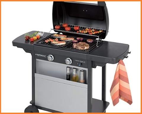Barbecue Pietra Ollare Carbone
