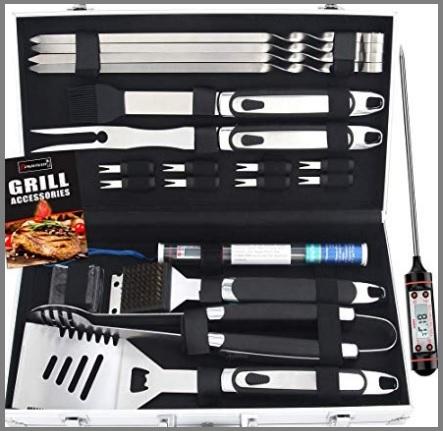 Barbecue accessori set