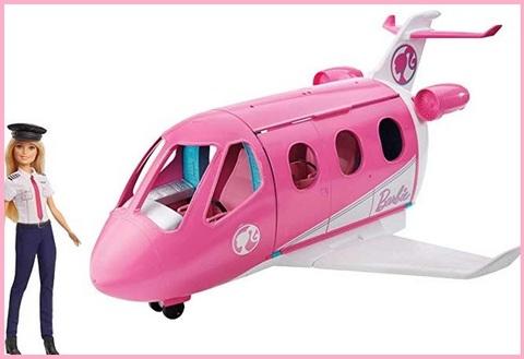 Barbie aereo con pilota