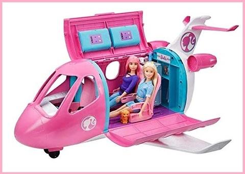 Barbie aereo jet