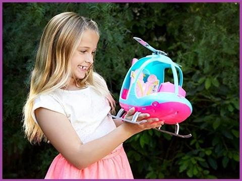 Barbie aereo dei sogni con pilota