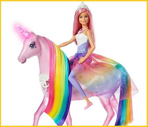 Barbie arcobaleno dreamtopia