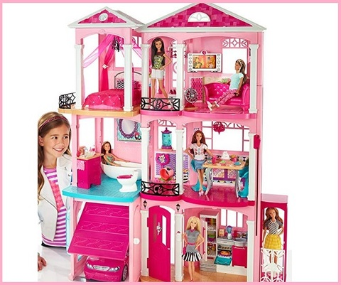 Barbie casa dei sogni