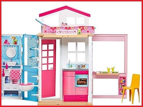 Barbie casa portatile