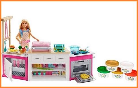Barbie pasticceria nuova