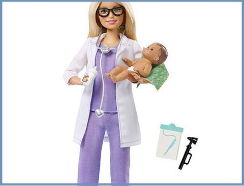 Barbie Pediatra Per Bambine