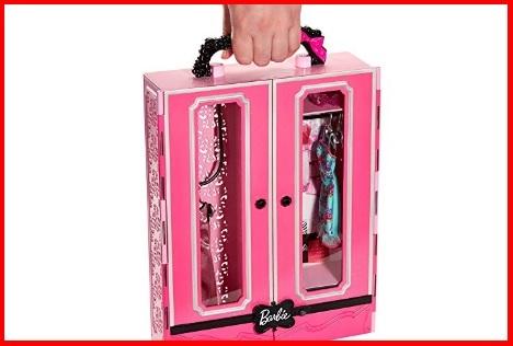 Barbie armadio da sogno completo