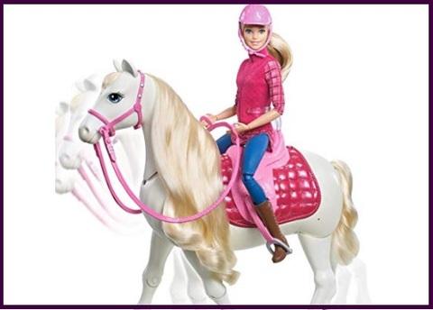 Barbie cavallo dei sogni originale