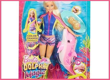 Barbie Magia Del Delfino Playset