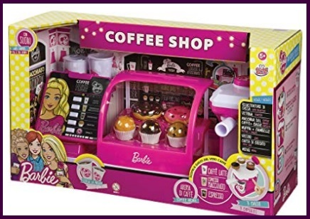 Coffee shop barbie originale