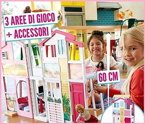 Barbie accessori casa