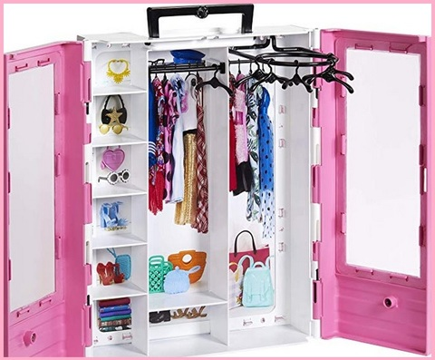 Barbie armadio da sogno