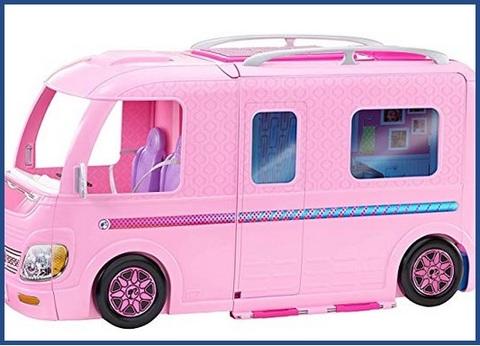 Camper dei sogni barbie nuovo