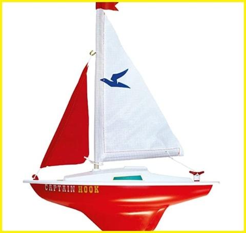 Barca A Vela Giocattolo Galleggiante