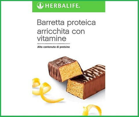 Barrette Herbalife Agrumi