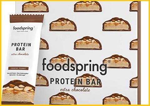 Barrette proteiche foodspring