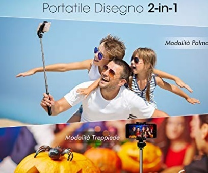 Bastone Selfie Huawei P20 Pro