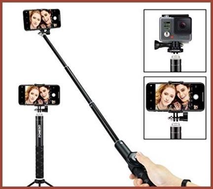 Bastone Per Selfie Universale Treppiede