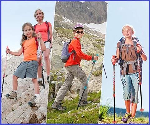 Trekking Bastoncini Per Bambini