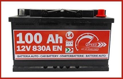 Batteria Auto 100ah
