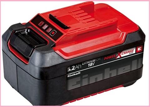 Batterie einhell 18v