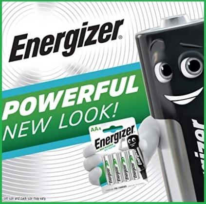 Batterie torcia ricaricabili