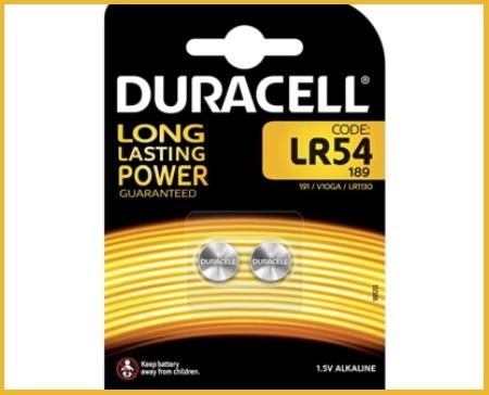 Batterie Piatte Lr1130