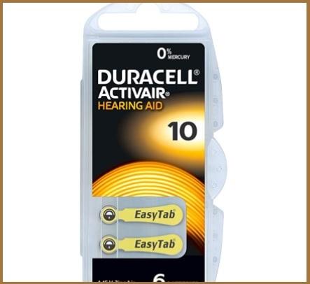 Batterie Zinco Ricaricabili