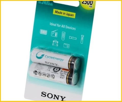 Batterie 18650 sony