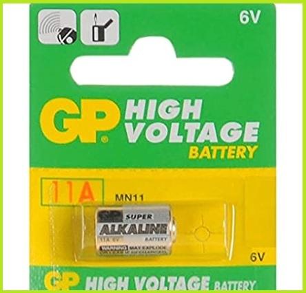 Batteria alcaline 6v