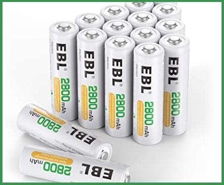 Batterie ebl aa
