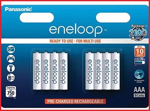 Batterie eneloop pro aaa