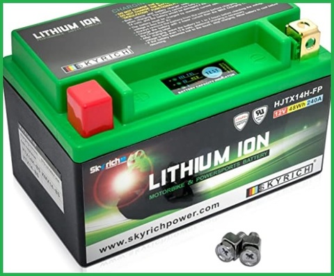 Batteria ioni di litio ricaricabile
