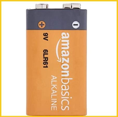 Batterie quadrate uso quotidiano