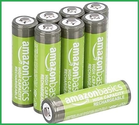 Batterie ricaricabili aa