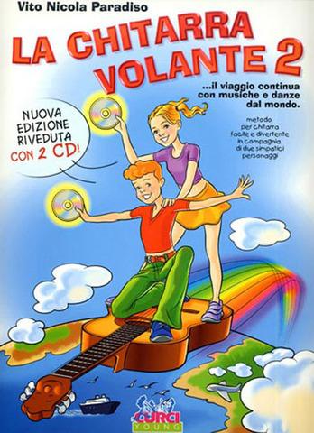 La Chitarra Volante Vol. 2 (v. N. Paradiso)