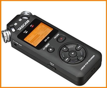 Registratore audio digitale professionale