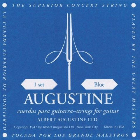 Augustine Blue Label