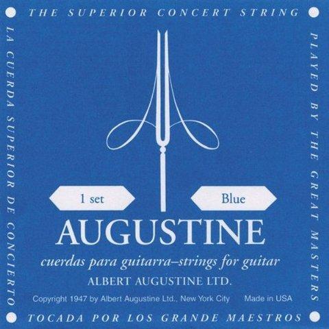 Augustine blue label