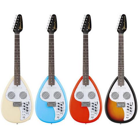 Chitarra elettrica da viaggio vox apache i