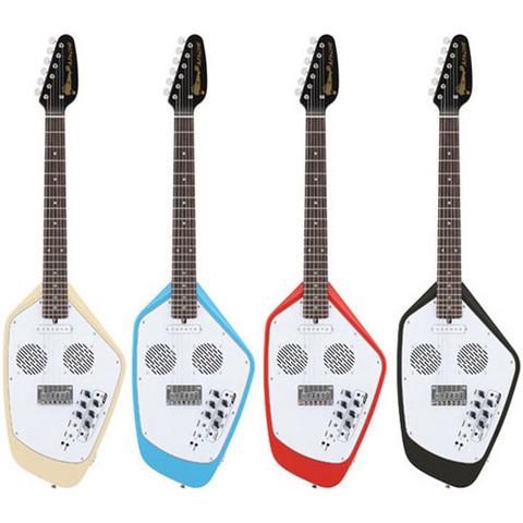Chitarra elettrica da viaggio vox apache ii