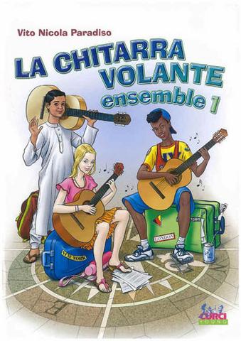 La Chitarra Volante Ensemble Vol. 1
